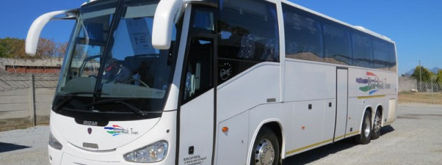 Scania K124 48 seater